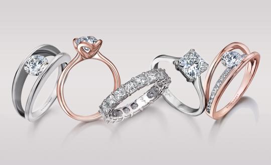 Shimansky Engagement Ring Trends 2018